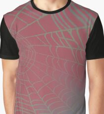 Spiderweb Graphic T-Shirt