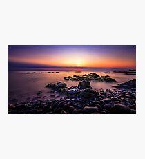 Magic of Sunset Photographic Print