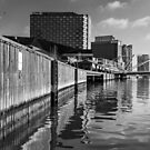 Docklands 1 - Melbourne by Christine Wilson