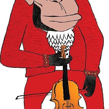 Chimp Maestro by CoolFRI
