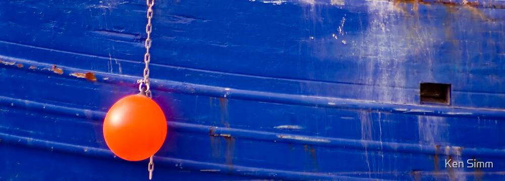 Blue 2 by Kenart