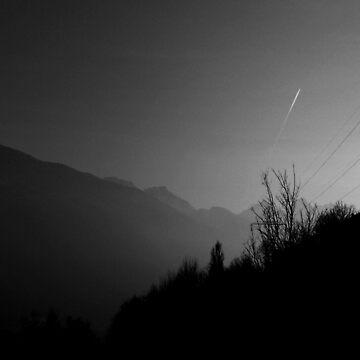 Mountain Shadows by AlexClark