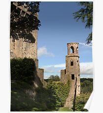 Blarney Castle - Ireland Poster