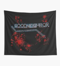 Goodneighbour Pride Wall Tapestry