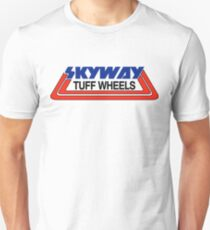 Be Old Skool Tuff Unisex T-Shirt