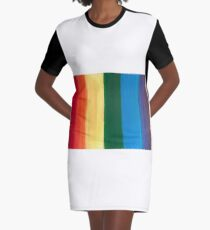 Abstract painting Graphic T-Shirt Dress