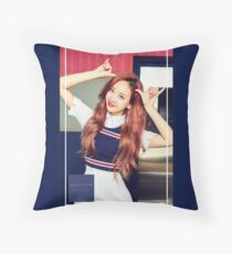 Nayeon (Signal Ver.) - TWICE Throw Pillow