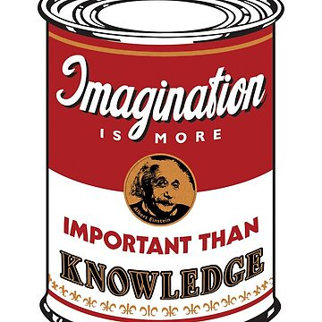 Imagination is more important than knowledge by Datsik