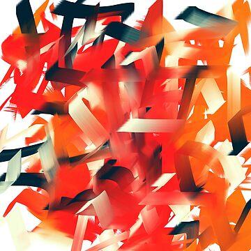 abstracto soleado de NoraMohammed
