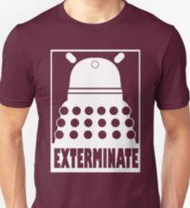Exterminate DALEK - T-shirt Unisex T-Shirt