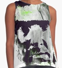 Benedict Cumberbatch - abstract ink Contrast Tank