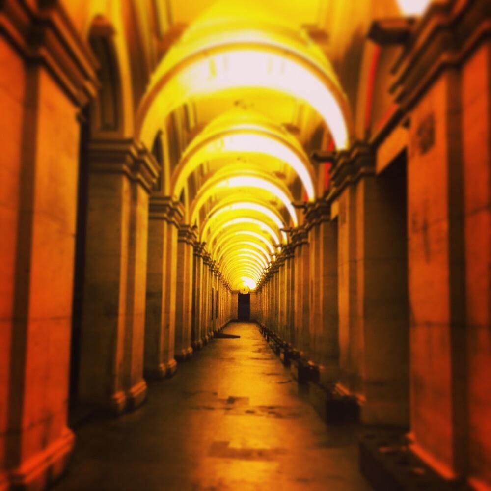 Walkway by shivablast