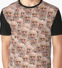 Camiseta gráfica Jeremy Corbyn <3
