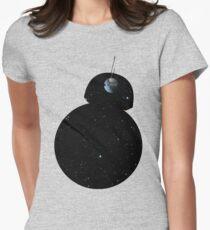 BB8 Starkiller Base - T-shirt Womens Fitted T-Shirt
