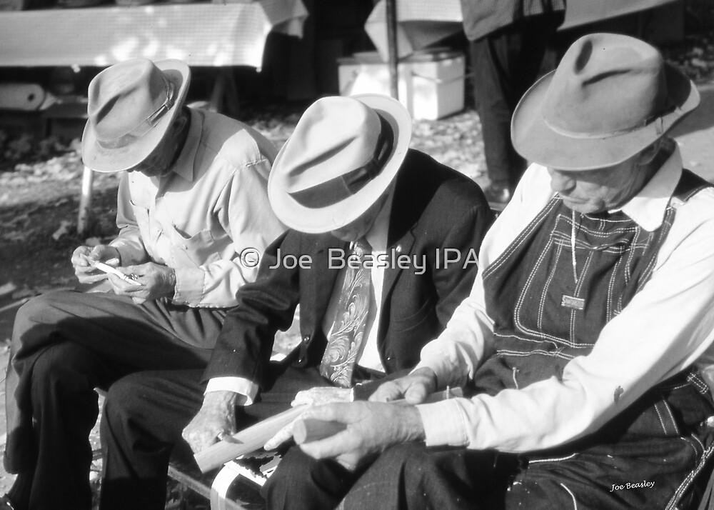 Three Old Men by © Joe  Beasley IPA