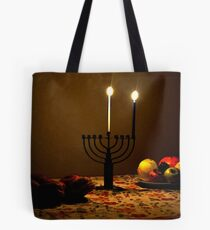 First Candle Tote Bag