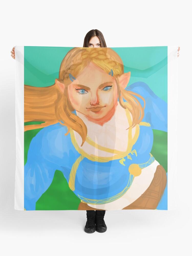 Princess Zelda Botw Scarf