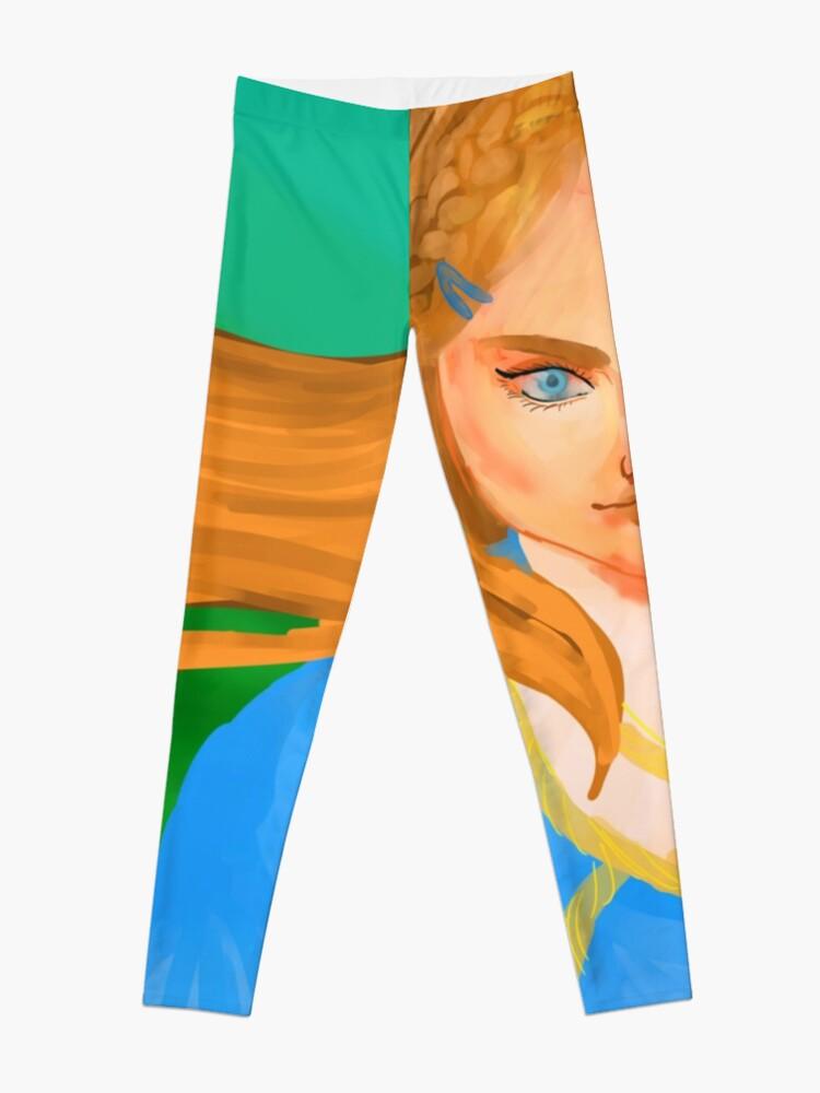 Princess Zelda Botw Leggings