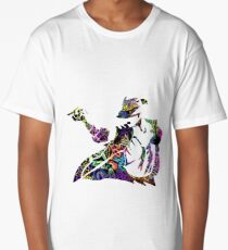 Michael Jackson -  Psychedelic Long T-Shirt