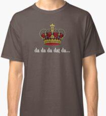 King George III Tee   Da Da Da Dat Da Classic T-Shirt
