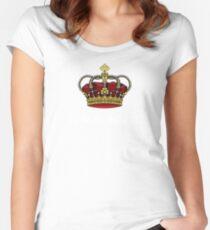 King George III Tee | Da Da Da Dat Da Women's Fitted Scoop T-Shirt