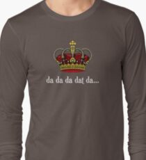 King George III Tee | Da Da Da Dat Da Long Sleeve T-Shirt