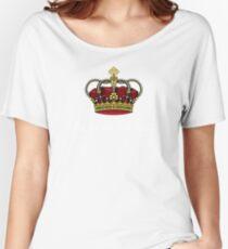 King George III Tee | Da Da Da Dat Da Women's Relaxed Fit T-Shirt