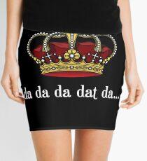 King George III Tee | Da Da Da Dat Da Mini Skirt