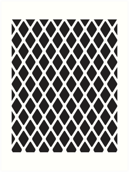 quotdiamond pattern with fishnet effect for white background