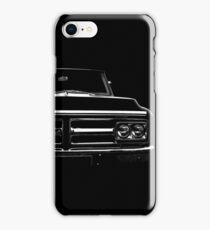 gmc, gmc truck 1972 iPhone Case/Skin