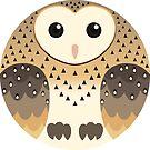 Common Barn Owl by FurvaNoctua