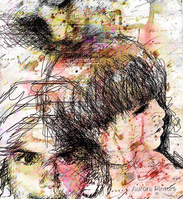 A L M by Aurora Pintore