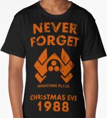Never Forget Long T-Shirt