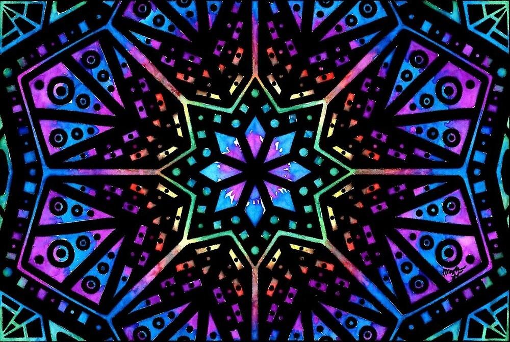 Colorization on Velvet by NamelessNekoid