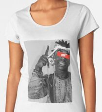 Kodak Black Women's Premium T-Shirt