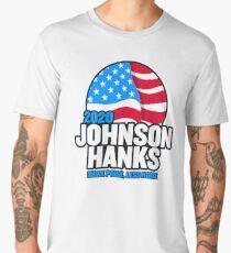Johnson Hanks 2020 Men's Premium T-Shirt