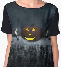 Halloween is coming! Chiffon Top