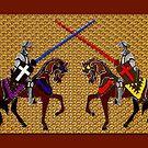Bayeux Tapestry Inspiration by patjila