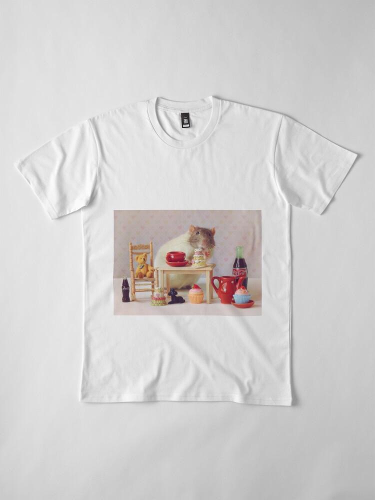 Alternate view of Happy Birthday! Premium T-Shirt