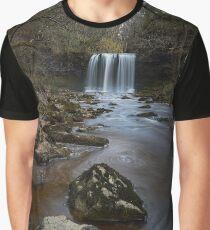 Sgwd yr Eira  Graphic T-Shirt