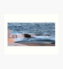 Nova Scotia Ocean Art Print