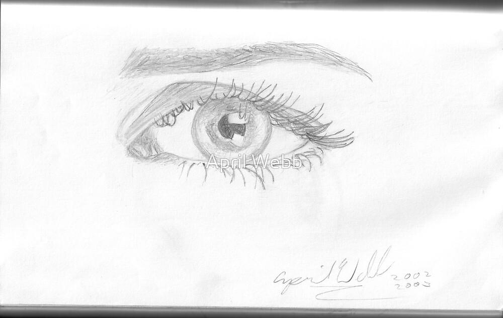 Eye by April Webb