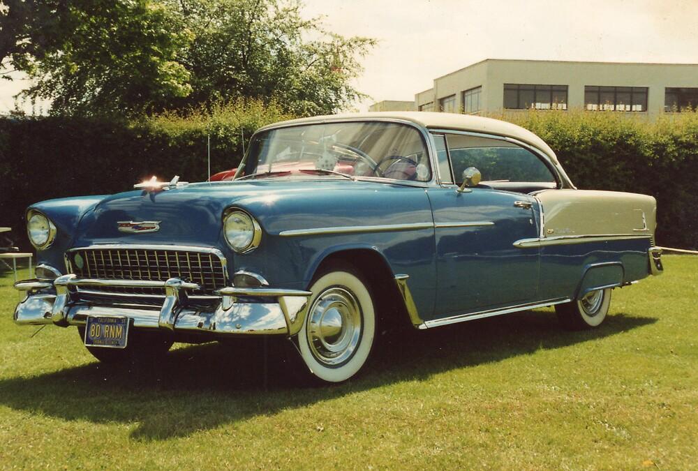 50s Car by johnfbrunton