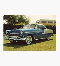50s Car Photographic Print