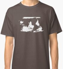 Upside down earth? Think different Classic T-Shirt