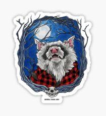 Wereferret Sticker