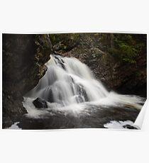 Victoria Falls, Nova Scotia  Poster