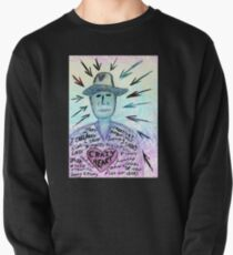 Crazy heart Pullover