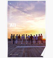 Seventeen All Poster