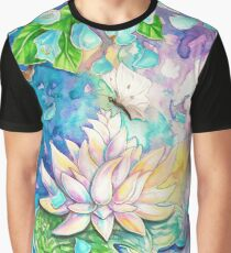 Pearl Lily Graphic T-Shirt